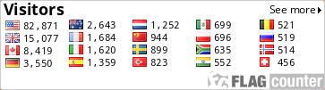 http://s03.flagcounter.com/count/cOf1/bg=FFFFFF/txt=000000/border=CCCCCC/columns=5/maxflags=20/viewers=0/labels=0/