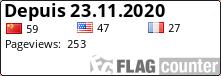 couleurs-bretagne.fr est inscrit sur le Flag Counter depuis le 23-11-2020